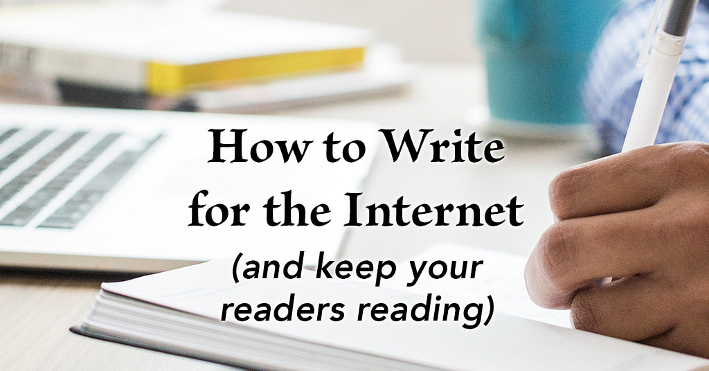 How to Write for the Internet | Randy Lyman - Writing for the Age of Lies