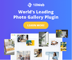 10Web Photo Gallery