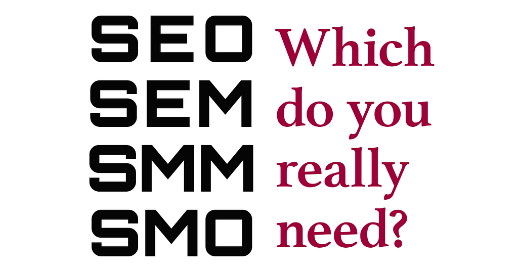 SEO vs. SMO: How to Get Your Content Found and Shared | Randy Lyman, Writing for the Age of Lies